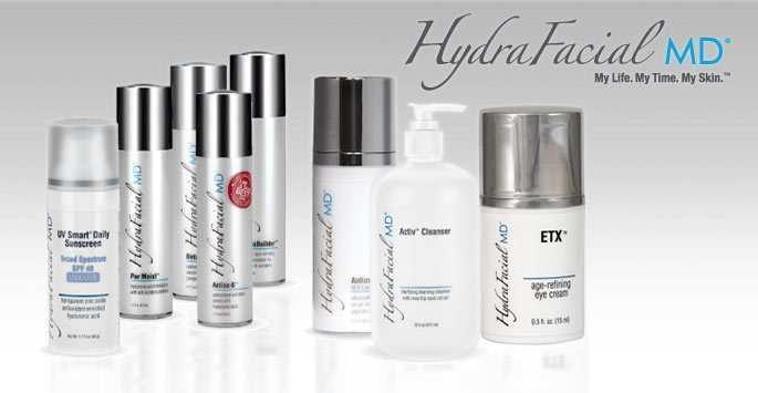 hydrafacial-products